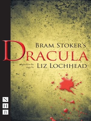 cover image of Dracula (stage version) (NHB Modern Plays)